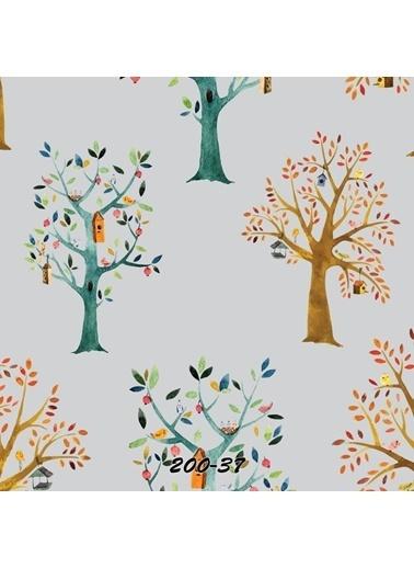 Grown Duvar Kağıdı Renkli